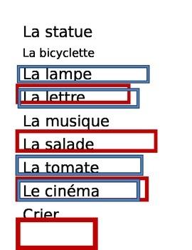List of Cognates