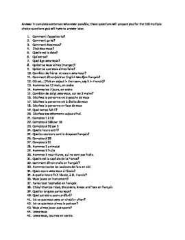 List of topical comprehension questions-Jenga