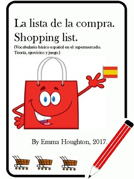 La compra. Spanish activities.