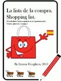 La compra. Spanish activities.