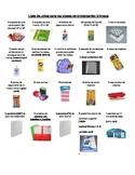 Lista de utiles (Spanish)