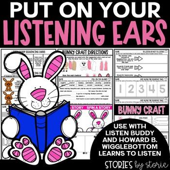 Listen Buddy & Howard B. Wigglebottom Learns to Listen Boo