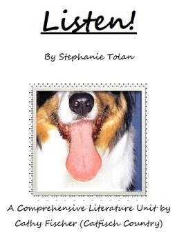 Listen! Comprehensive Literature Unit