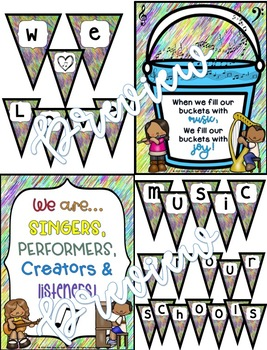 "Music: Lessons, Games, ""I Can"" Count {Ear Training} Differentiated"