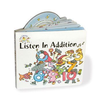 Listen In Addition...Math to Music--It's Fun!