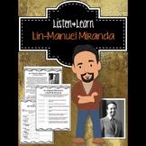 Listen & Learn - Lin Manuel Miranda