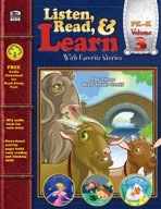 Listen, Read, & Learn Volume 3