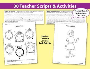 Listen, Remember, & Do (Grades 3-4)