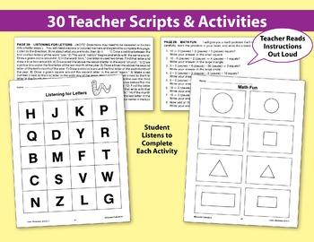 Listen, Remember, & Do (Grades 4-5)