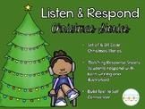 Listen & Respond - Christmas Stories
