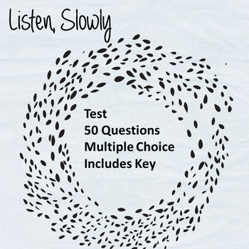 Listen, Slowly Test
