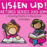 Listening Center RETIRED: Listen UP!   2013 - 2014 BUNDLE