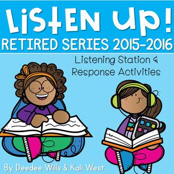 Listening Center RETIRED: Listen UP!  2015-2016 K and 1st