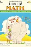 Listen UP! Math