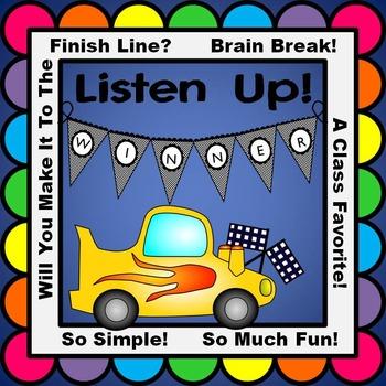 Brain Break, Listening Activity All in One!