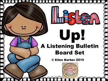 """Listen Up!"" Bulletin Board"