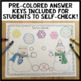 Listen and Color December: A Listening Comprehension Activity/Assessment