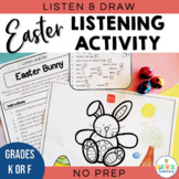 Listen and Do - Easter Bunny Freebie