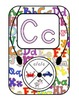 Listen and Learn Alphabet Spinner Cards