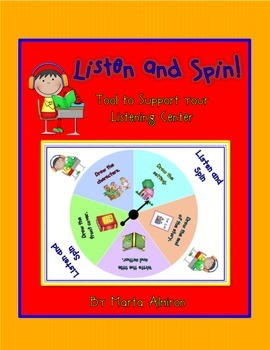 Listen and Spin! Tool for your Listening Center