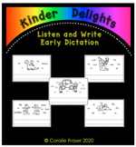 Listen and Write Early Dictation