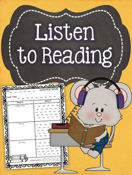 Listen to Reading