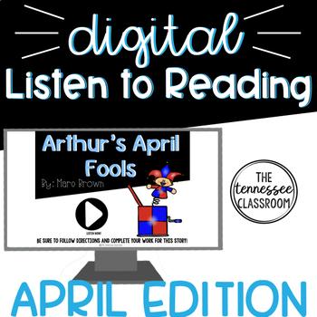 Listen to Reading Digital Center: April