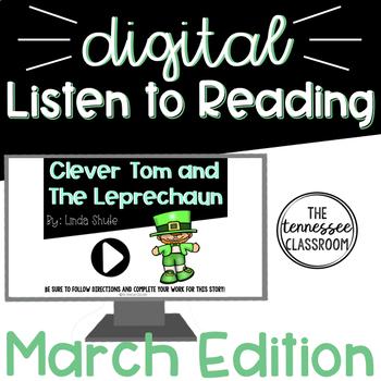 Listen to Reading Digital Center: March