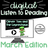 Listen to Reading Digital Center: March