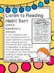 Listen to Reading Habits Sort UPPER elementary