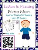 Listen to Reading Patricia Polacco Author Study Printables