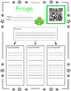 Listen to Reading Printables with QR Codes (Main Idea and