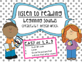 Listening to Reading