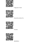 Listen to Reading QR codes FREEBIE!!!
