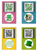 Listen to Reading St. Patrick's Day QR Codes