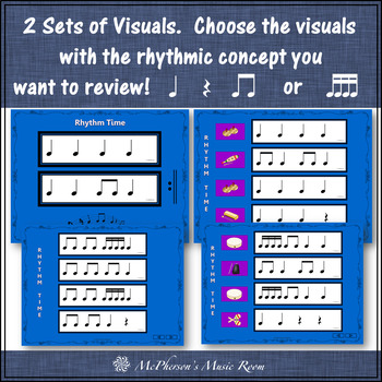 Listen to the Music: Orff, Rhythm, Melody, Form and More (BUNDLE)
