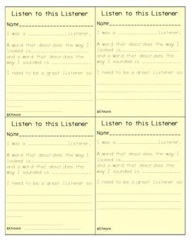Listen to this Listener