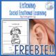 Listening! A Freebie!