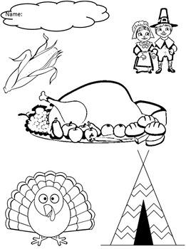 Listening Activities: Listening Glyths: Fall, Halloween, Thanksgiving Themes 1