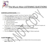 Listening Activity: Musical Theater: The Music Man
