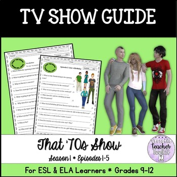Listening Activity That '70s Show TV Show Guide