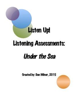 Listening Activity- Under the Sea