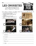 Listening Activity to accompany the film LES CHORISTES  (T