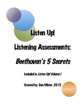 Listening Assessment- Beethoven's 5 Secrets