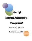 Listening Assessment- Strange Fruit