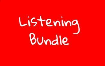 Holiday Listening Bundle: Critical Analysis Process
