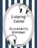 Listening Center Accountability