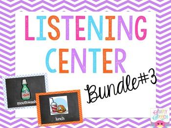 Listening Center Bundle #3: SH & CH