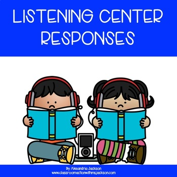Listening Center Forms