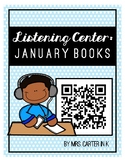 Listening Center - January Books FREEBIE